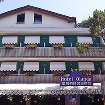 Hotel exteriér