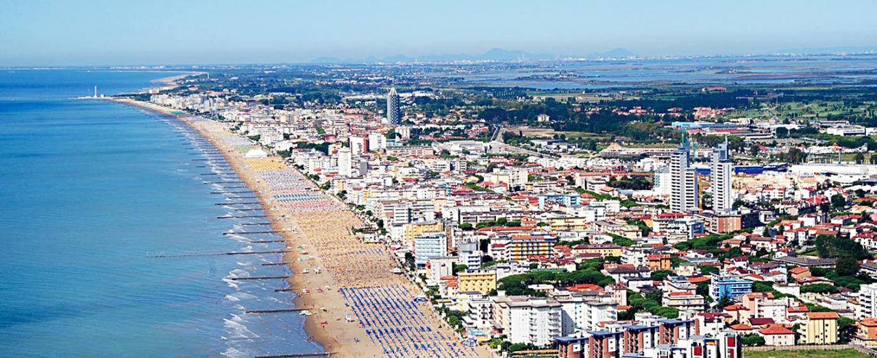 Hotel Panama Jesolo Ve Italien